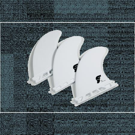 Ailerons de Surf Future F4 437