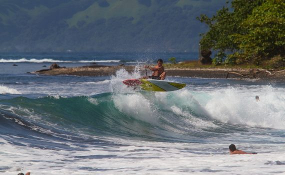 """MADEIRO PRO 8'8"""" Review - SUPboarder 1"""