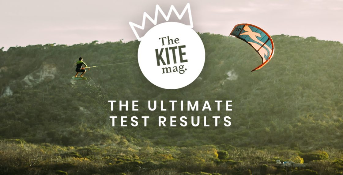 THE KITE MAG - The Ultimate Test Results 1