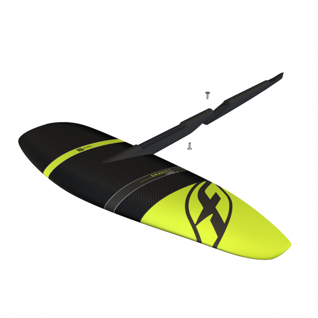 GRAVITY 1400 Front wing