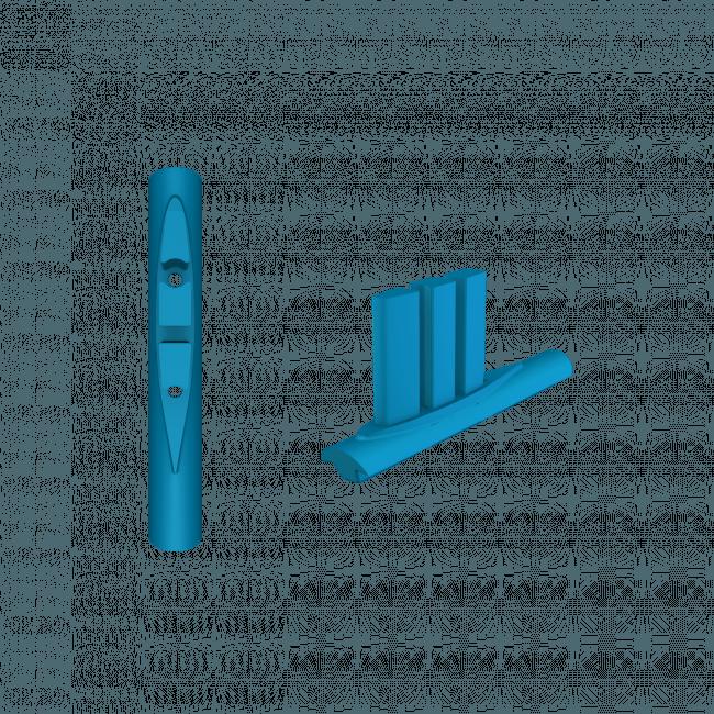 Titan Mast Foot