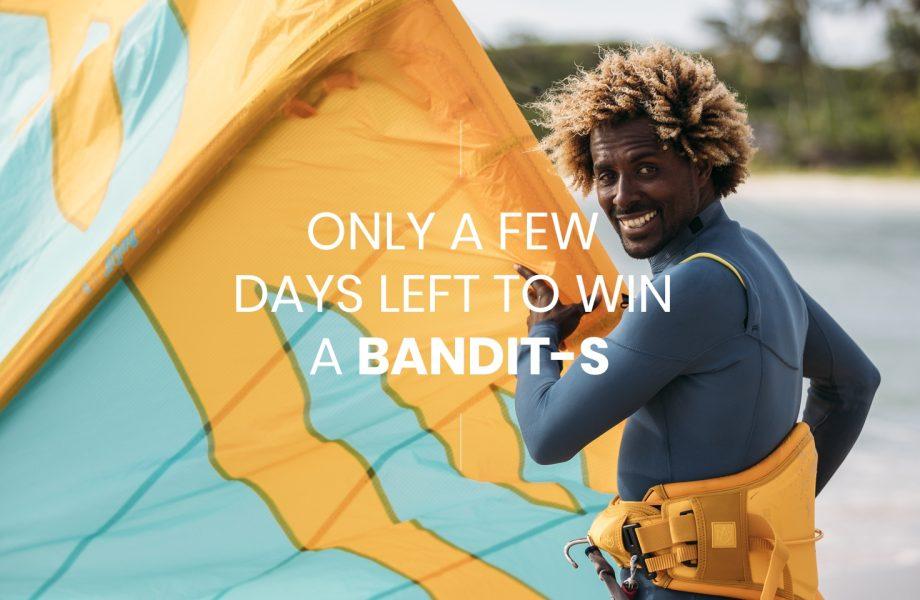 Competition Instagram - Gagnez une BANDIT-S 1
