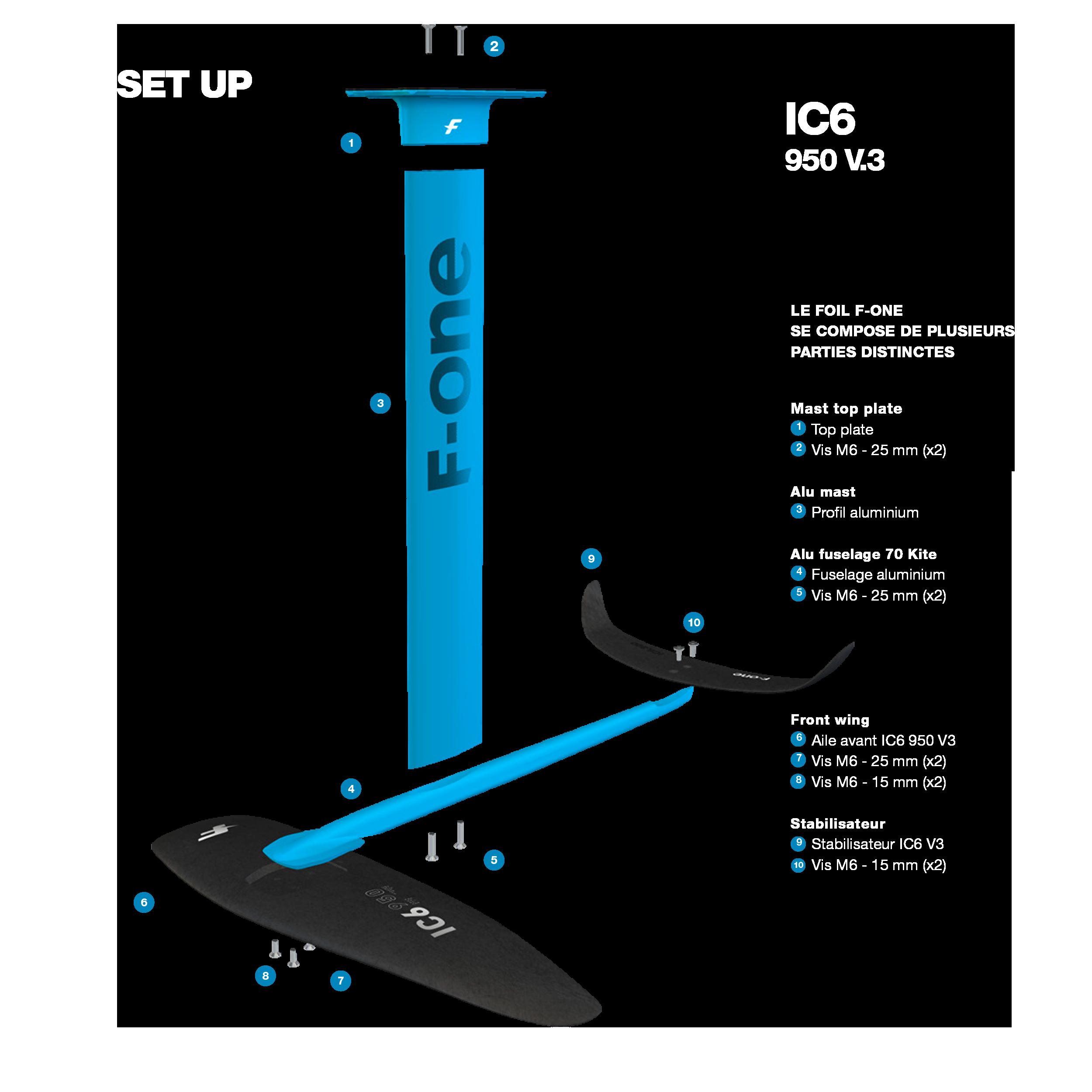 IC6 950 V.3. 2