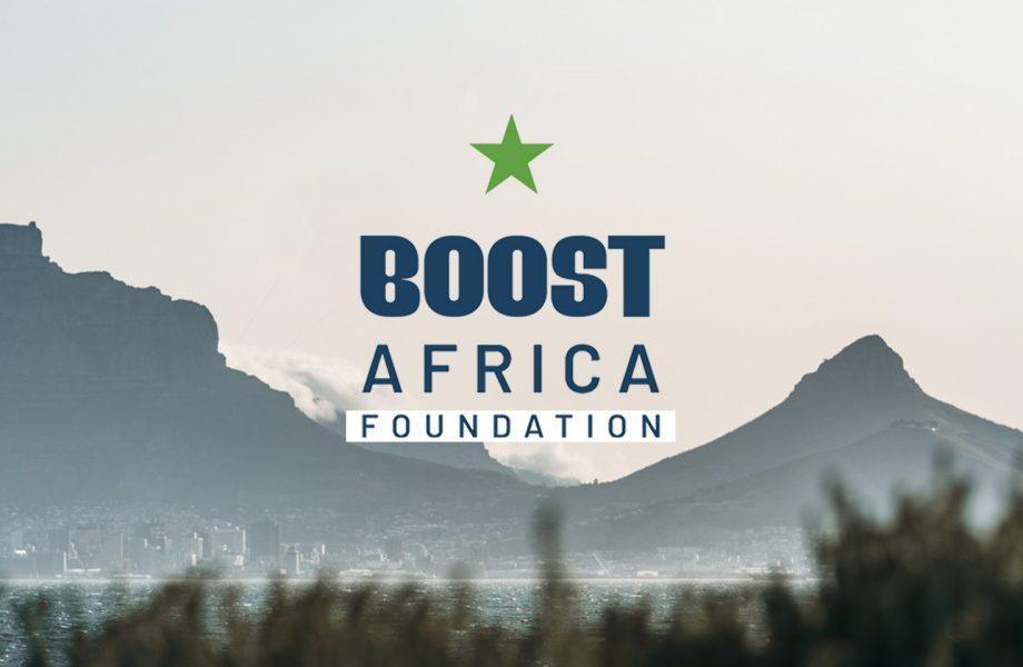 Matt Maxwell collecte des fonds pour l'association Boost Africa