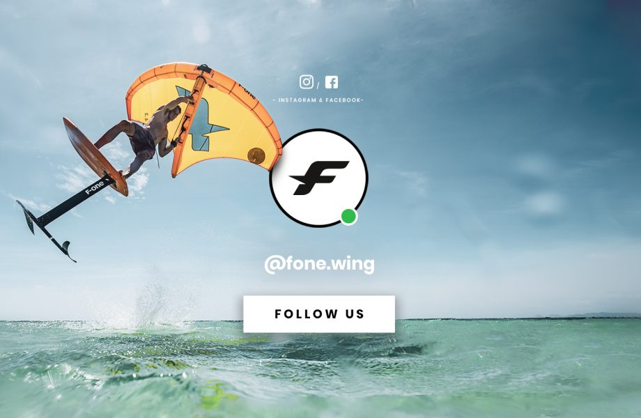 Introducing F-ONE WING 3