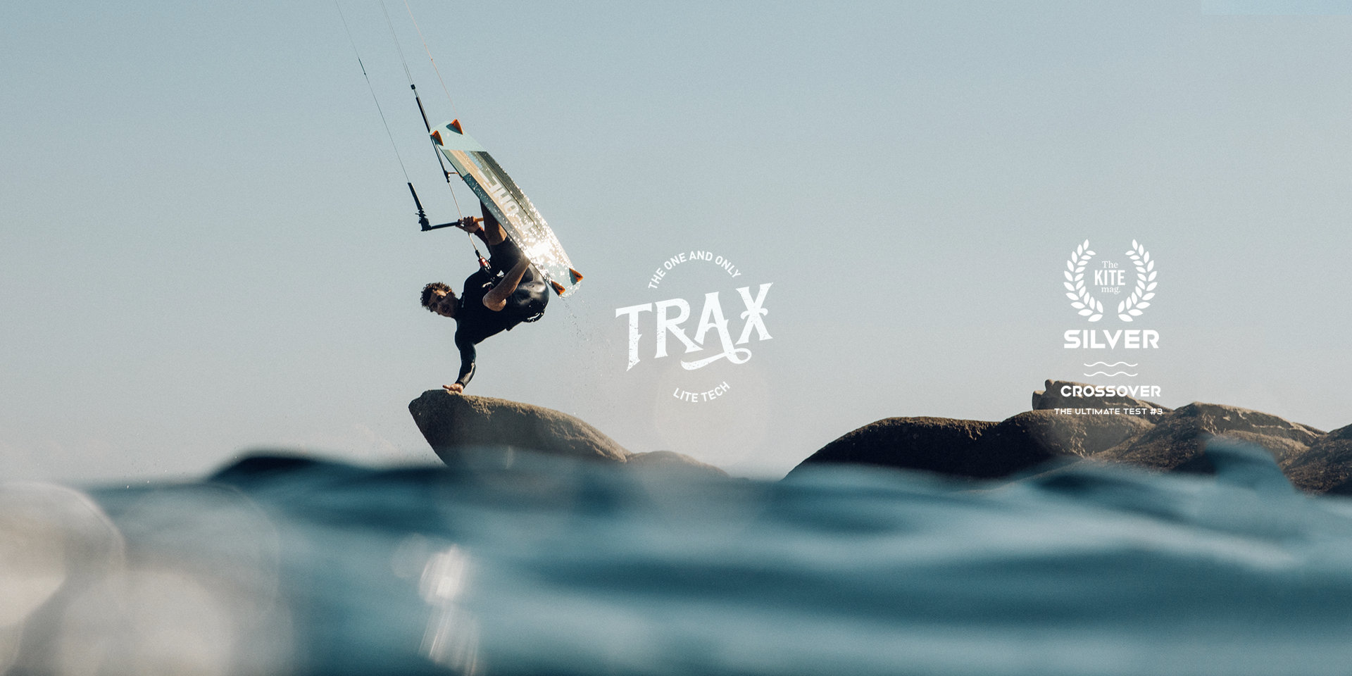Trax wins silver medal