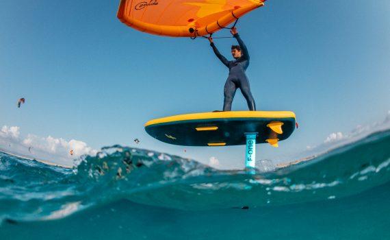 Tirez le meilleur parti de vsession de vent léger dans chaque discipline. 8