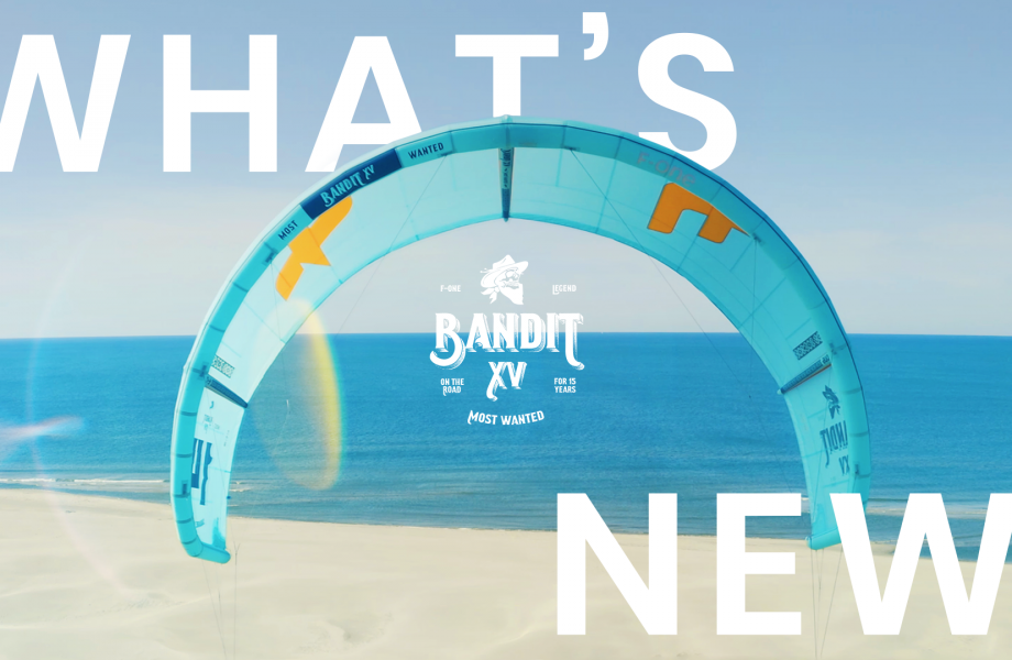 BANDIT XV - What's new ? 10